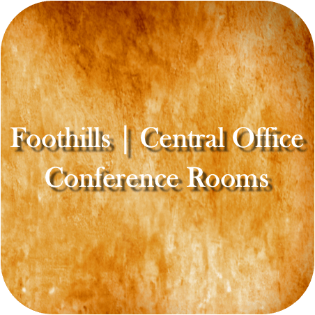 Foothills Central Office Conference Rooms